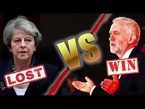 theresa-may's-brexit-withdrawal-deal-rejected-|brexit-update-|no-deal|2019-hd
