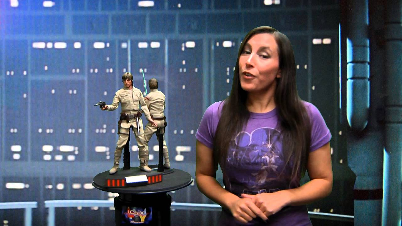 Cool Toys To Make : Bespin luke skywalker hot toys star wars dx figure