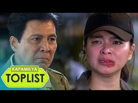 13 intense confrontations of Rhian and Tiago in The General's Daughter | Kapamilya Toplist