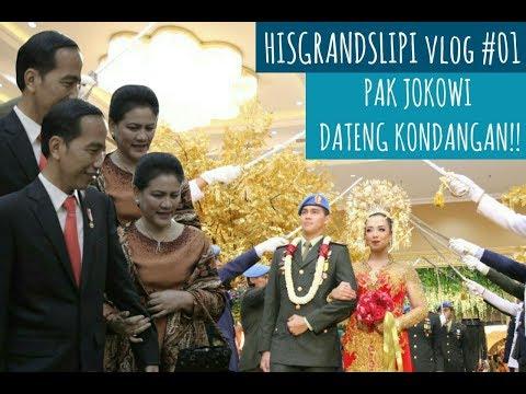 GEDUNG PERNIKAHAN JAKARTA - PAK JOKOWI KONDANGAN!!