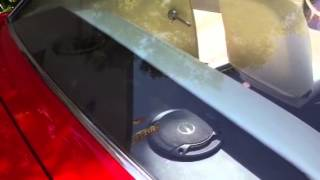 1965 ford mustang alpine stereo speakers install al&eds Ont