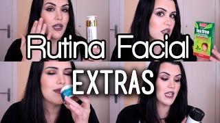 Rutina Facial - Protección, Mascarillas, Exfoliante...Piel Seca (2017) || MakeupGades ||