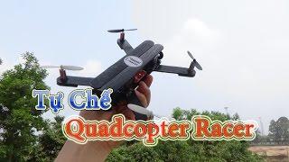 Hướng dẫn làm Quadcopter Racer MINI từ que đè lưỡi