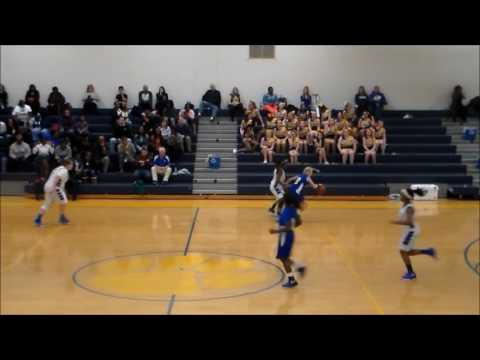 2015-2016 Loris Middle School Girls B-team Basketball highlights