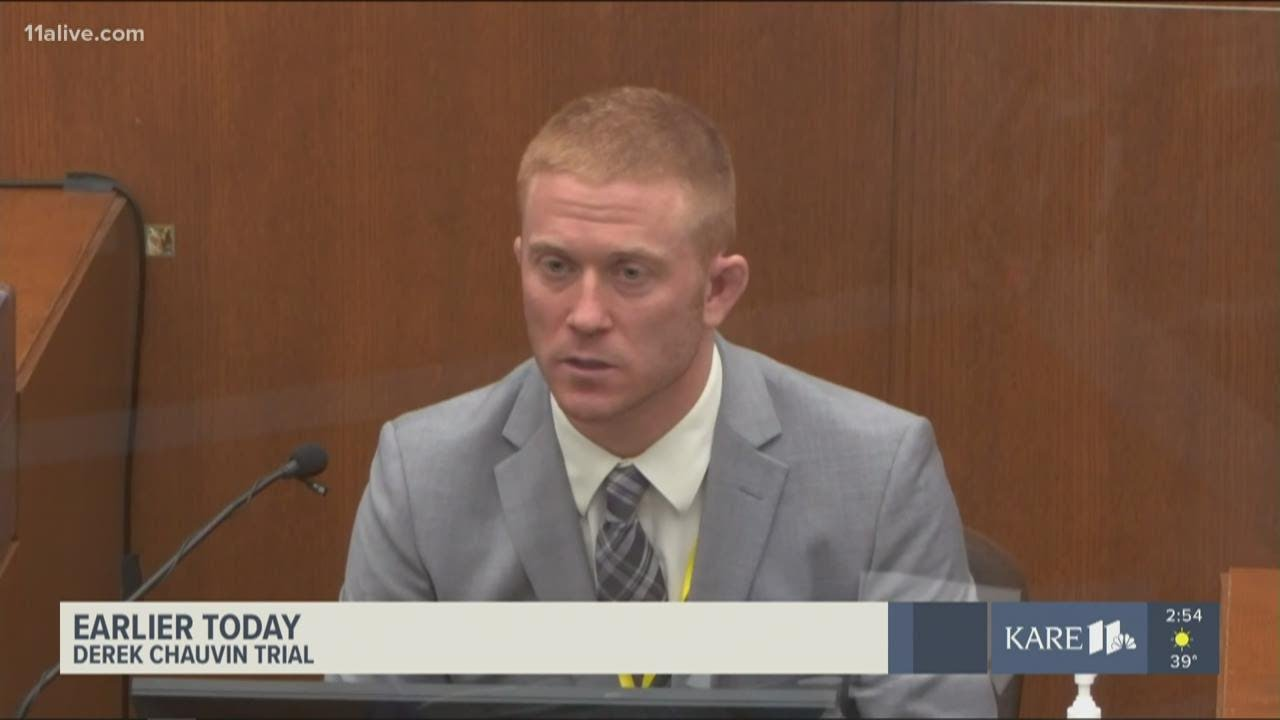 Trial for death of George Floyd | Recap of paramedic, fire captain's testimony