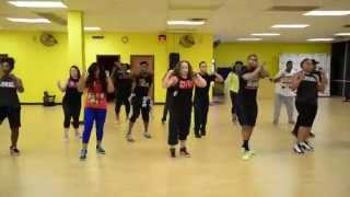 Mark Ronson UpTown Funk Feat. Bruno Mars...Fitness Choreo by Elka Flowers
