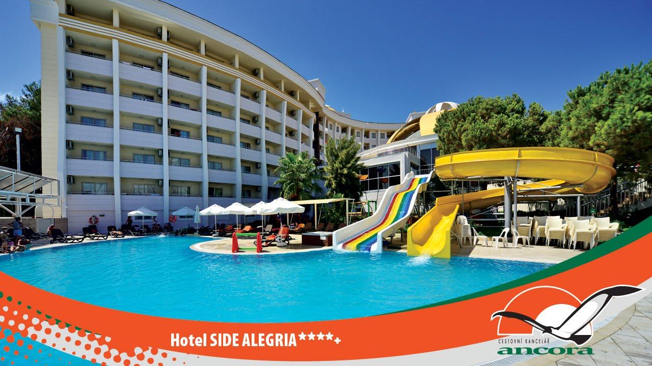 Hotel Alegria Side
