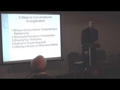 Conversational Evangelization