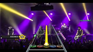 Heartbreak Girls - 5 Seconds of Summer (Guitar Hero Version) 60fps 1080p