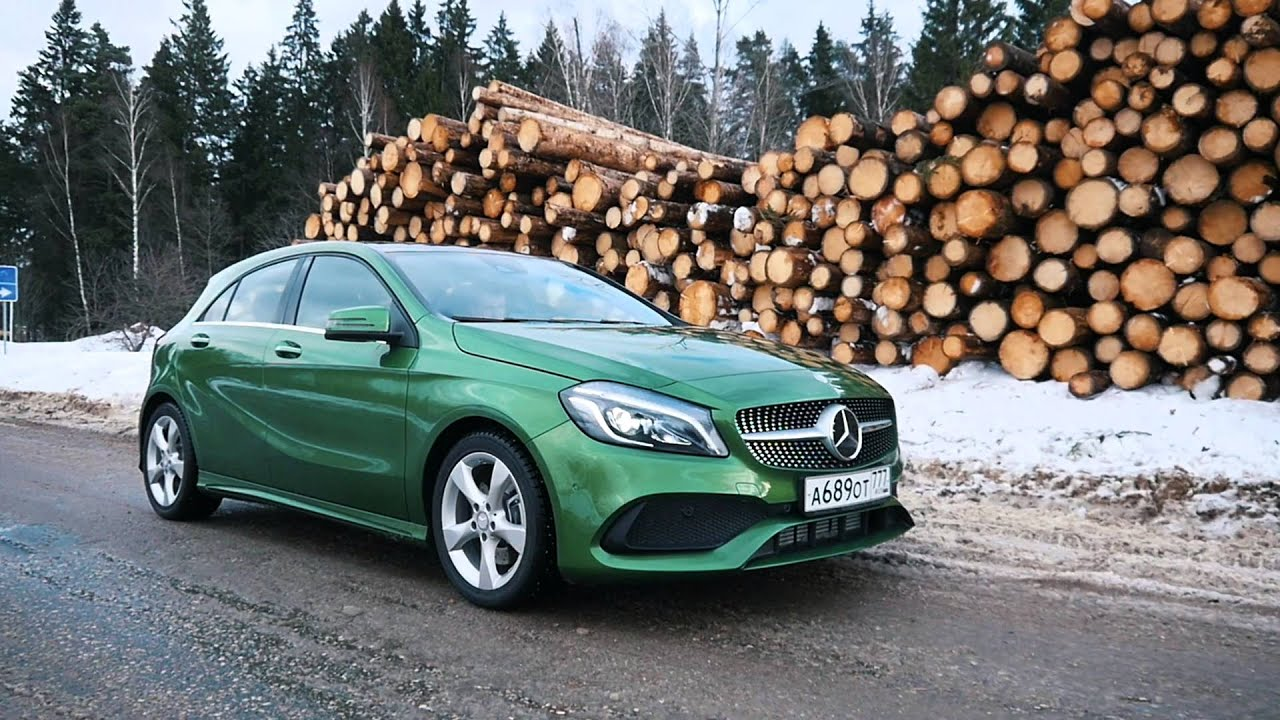 mercedes benz a220 green a class youtube. Black Bedroom Furniture Sets. Home Design Ideas