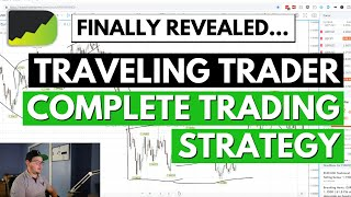 A Simple Forex Swing Trading Strategy (to trade and travel!)