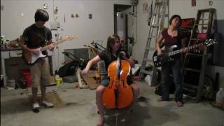 The Strokes - You Only Live Once (Cello-Guitar-Bass-Keyboard Cover)