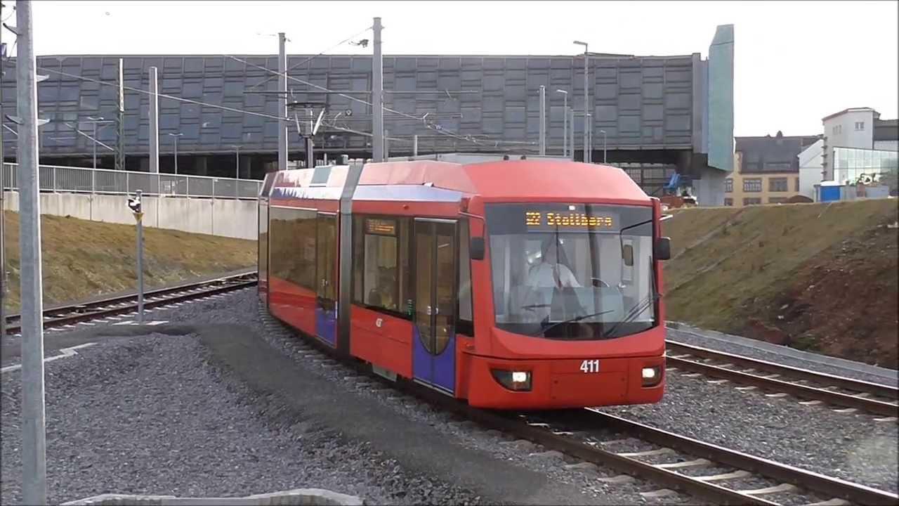 Citybahn Chemnitz Linie 522 Chemnitz Hbf Stollberg Sachs Youtube