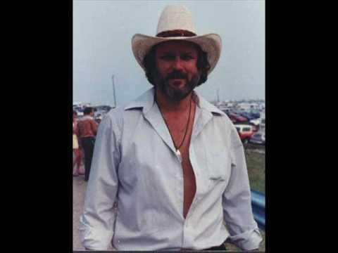 Singer Johnny Duncan