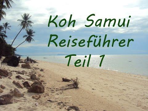 KOH SAMUI THAILAND | Tipps und Tricks – Reiseführer Teil 1