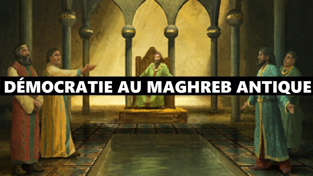 Histoire du Maghreb : La Constitution de Carthage