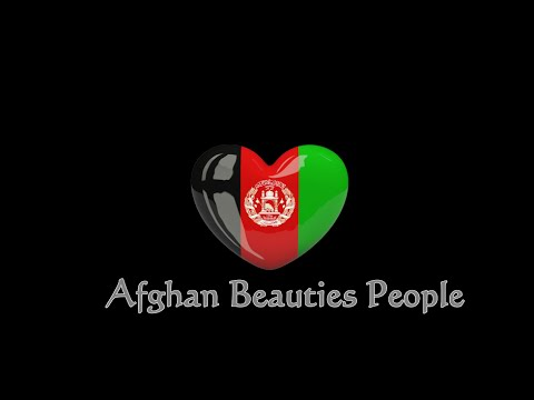 Afghan Beauties People