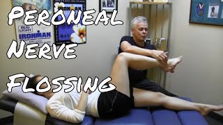 Peroneal Nerve - Flossing and Tensioning - Kinetic Health