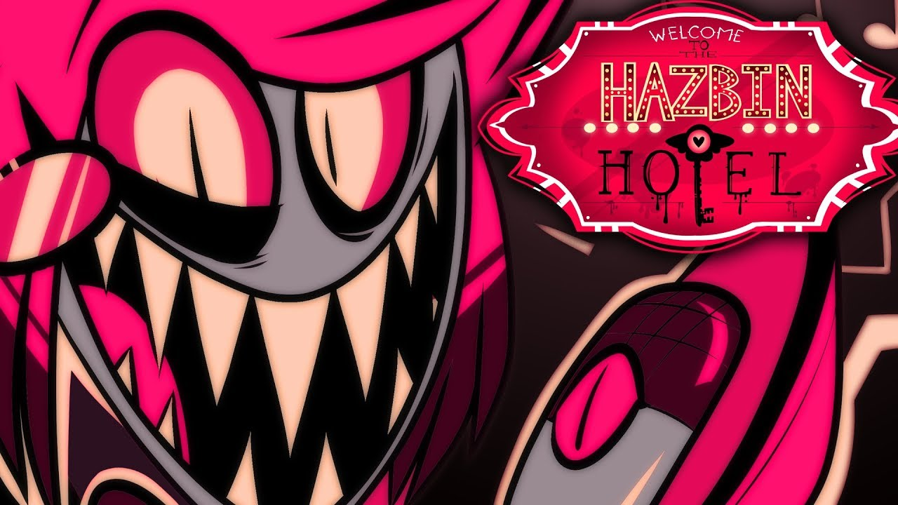 HAZBIN HOTEL MERCH SALE- FUNNY HELL SHOW SELLS STUFF