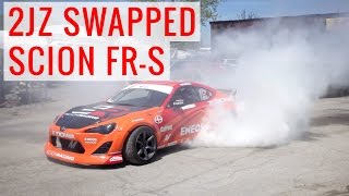 Video 2JZ Swapped Scion FR-S: The How, The Why, The BURNOUT! download MP3, 3GP, MP4, WEBM, AVI, FLV September 2018