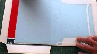 tutorial how to make a pop up book low cost