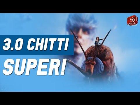 Chitti Atrocities|2.0Vs3.0| 2point0|Rajinikanth|Shankar|Akshay Kumar| Amy Jackson| AR Rahman| LYCA