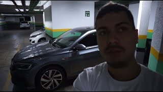 PRIMEIRO UPGRADE DO JETTA GLI !!!