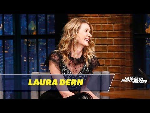 Laura Dern Talks Star Wars: The Last Jedi