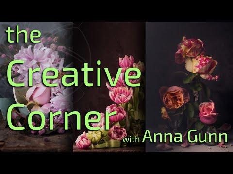The Creative Corner - 2021.05.30 | LIVE Still Life Photo Session