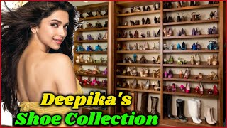 Expensive Shoe Collection of Deepika Padukone