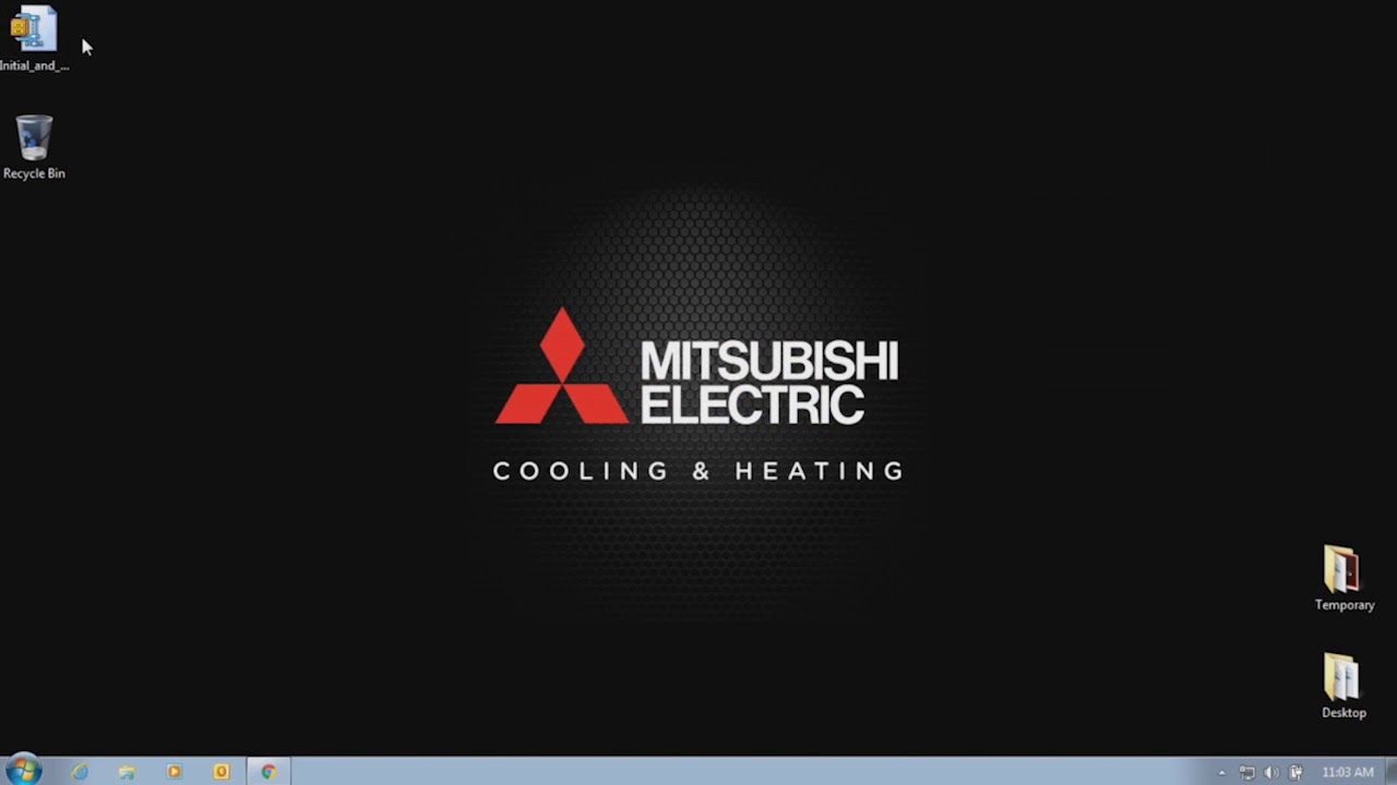 commercial youtube cooling watch electric heist and mitsubishi heating