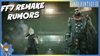 Final Fantasy VII Remake Event Planned For 2019! | RUMOR