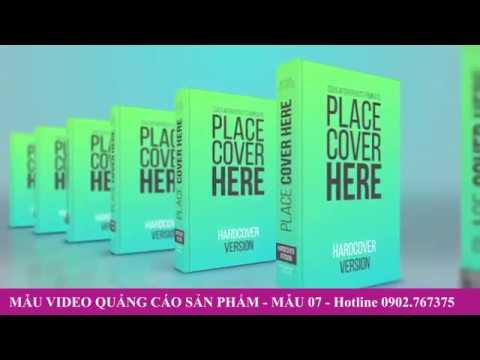 [Video quảng cáo sản phẩm]  –  Mẫu 07 – Phù hợp quảng cáo các ấn phẩm [www.videobanhang.com]