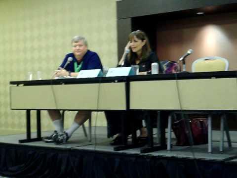 Karen Allen Panel  Working with Harrison Ford