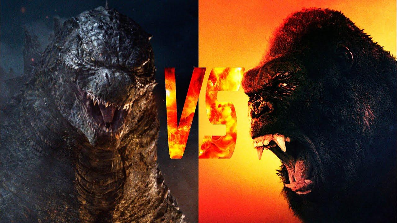 TORNEO VERSUS: Godzilla VS. King Kong [SEMIFINAL]