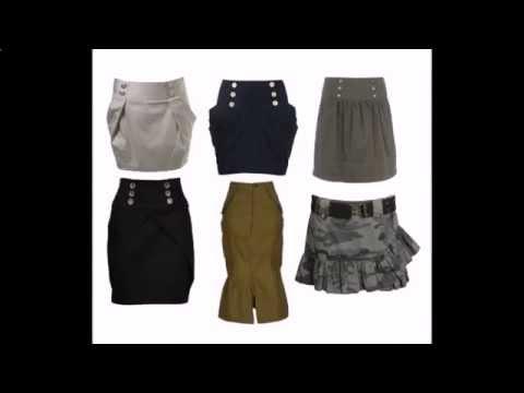 Практичные и красивые юбки.  Мода_для_стильных.