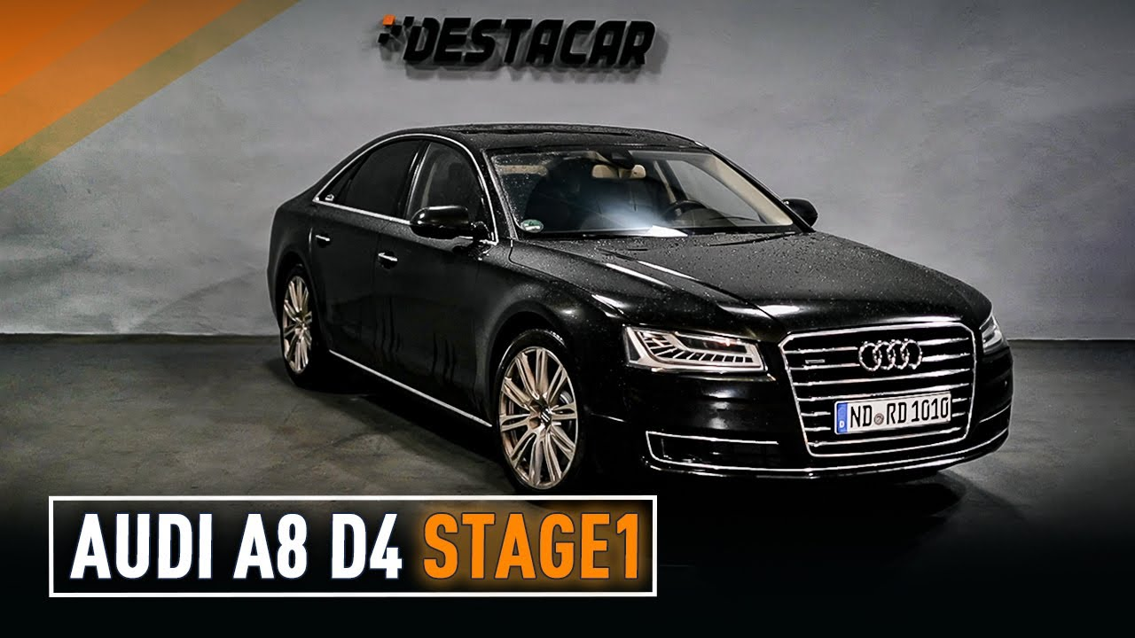 AUDI A8 D4 Stage 1