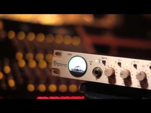 Review Preview - Fredenstein F200 mic-pre/compressor