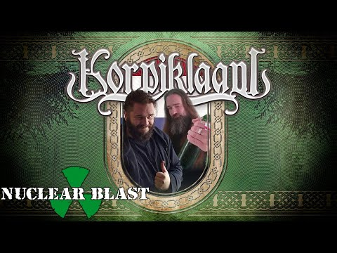 KORPIKLAANI - Bier Bier [feat. HEIDEVOLK] (OFFICIAL LYRIC VIDEO)
