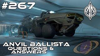 Star Citizen #267 Anvil Ballista - Q&A´s [Deutsch]