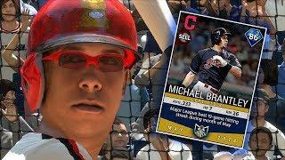 THE GOAT IS BACK!! DIAMOND MICHAEL BRANTLEY DEBUT! MLB THE SHOW 18 DIAMOND DYNASTY