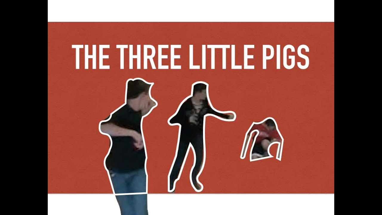 The three little pigs youtube