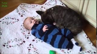 Śmieszne dzieci i zwierzaki kwiecień 2015