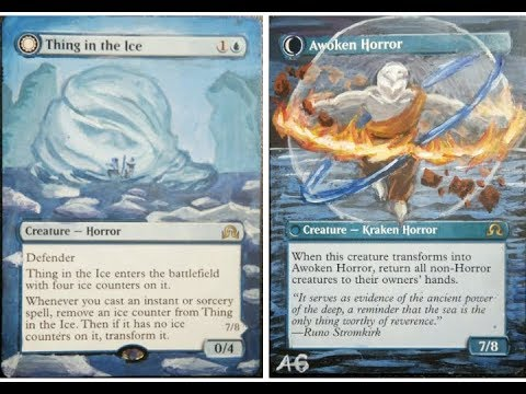Thing In The Ice Avatar Card Alter With Voiceover Youtube This year, ice rinks opened in moscow later than usual and with some restrictions, due to the pandemic. thing in the ice avatar card alter with voiceover