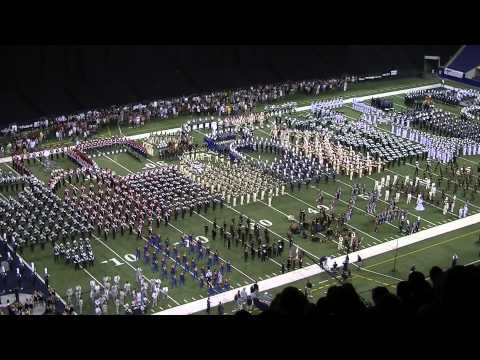 Battle hymn of the Republic @ DCI Finals 2011