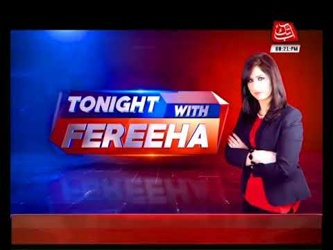 Tonight With Fereeha - 08 February 2018 - Abb takk