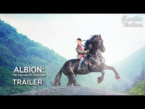 Albion: The Enchanted Stallion    Daniel Sharman  Jennifer Morrison Movie