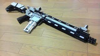 レゴで銃を作ってみた@GHF:LG29  PERFECT Lego AR-15