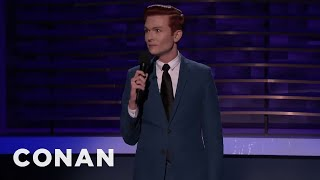 Rhys Nicholson Has An Intolerance To Hope - CONAN on TBS