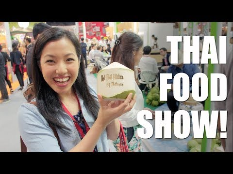 Thailand's Biggest Food Show! THAIFEX 2018
